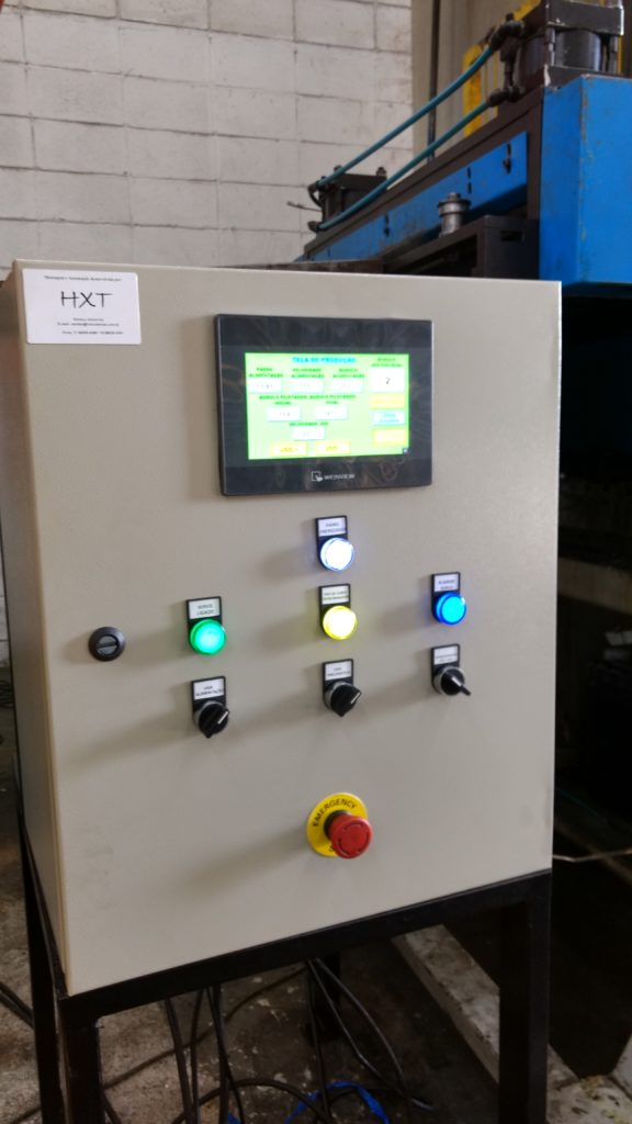 hxt sistemas soluções em automação industrial